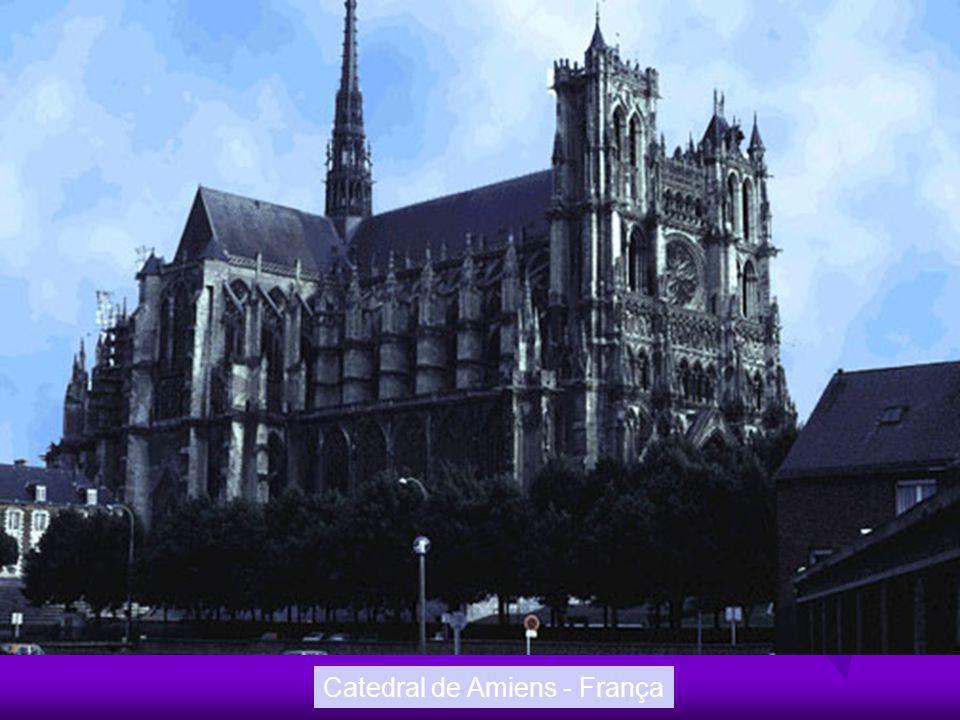 Catedral de Amiens - França