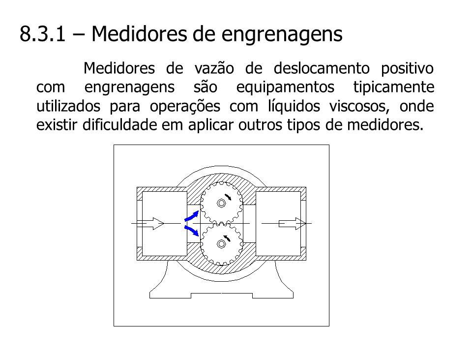 8.3.1 – Medidores de engrenagens