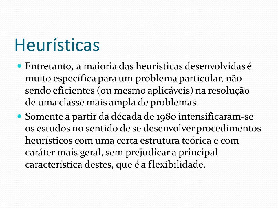 Heurísticas