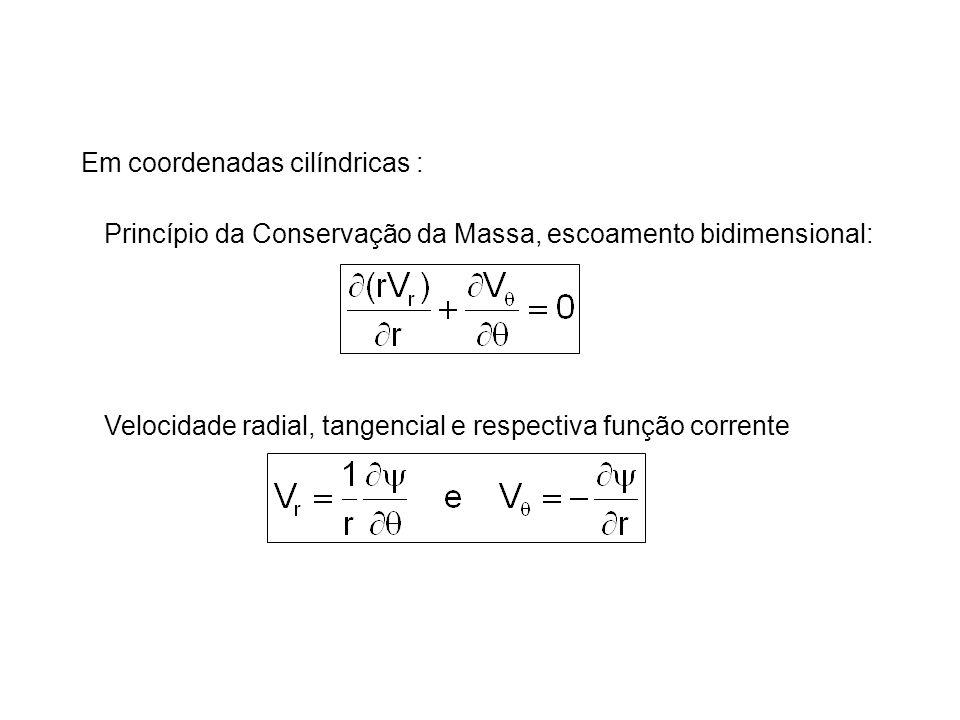Em coordenadas cilíndricas :
