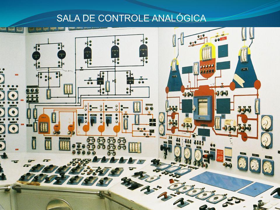 SALA DE CONTROLE ANALÓGICA