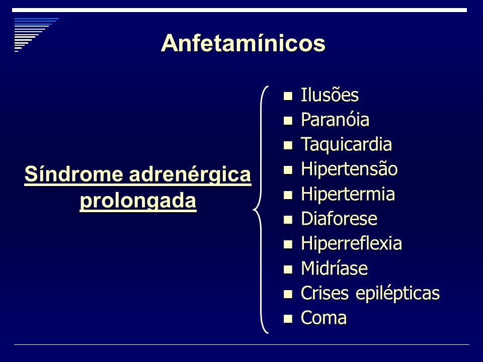 Síndrome adrenérgica prolongada