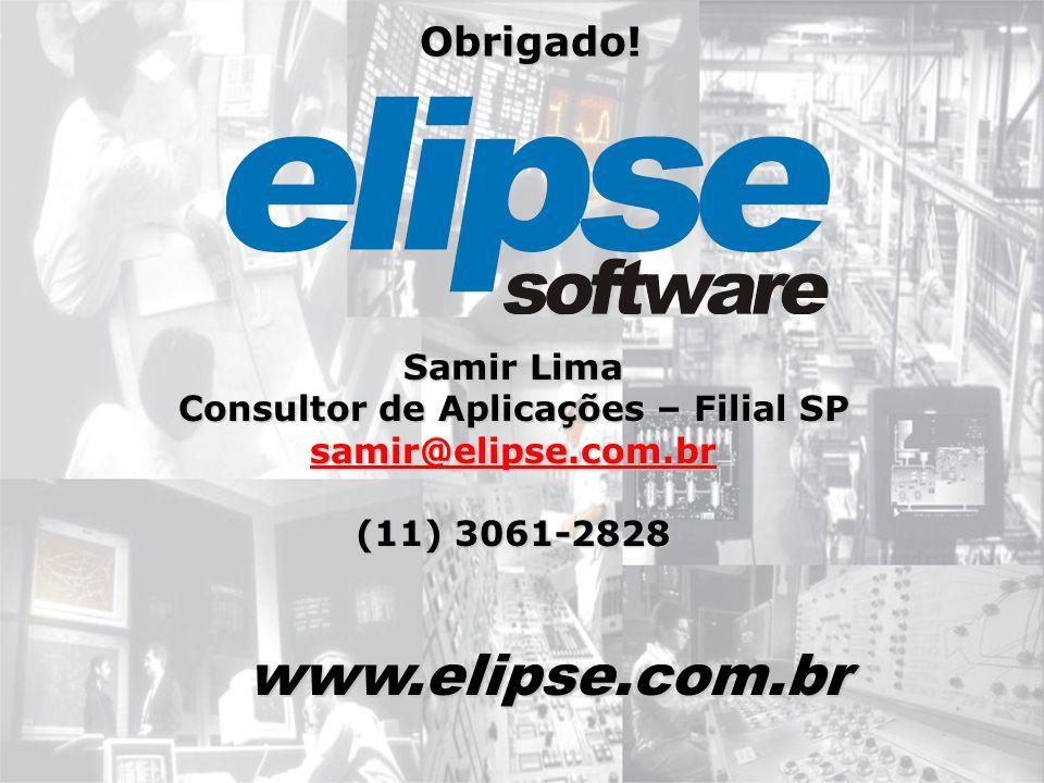 Consultor de Aplicações – Filial SP