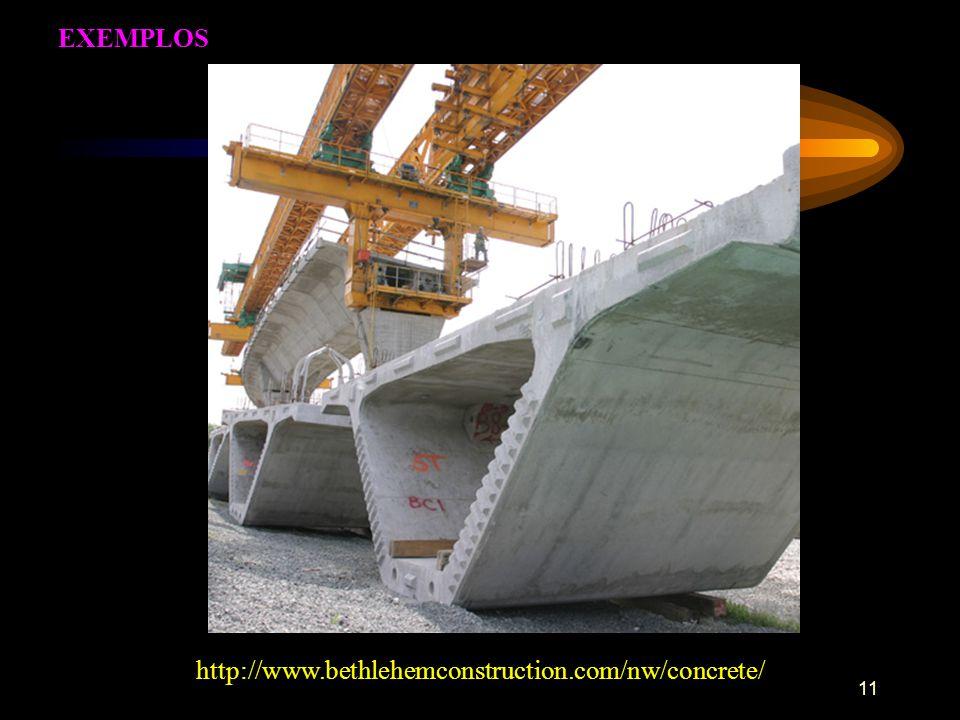 EXEMPLOS http://www.bethlehemconstruction.com/nw/concrete/