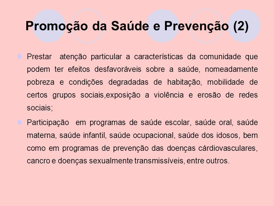 Promoção da Saúde e Prevenção (2)