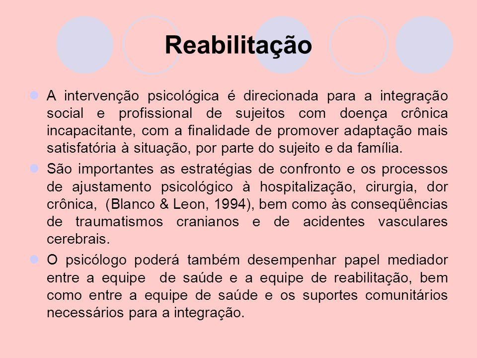 Reabilitação