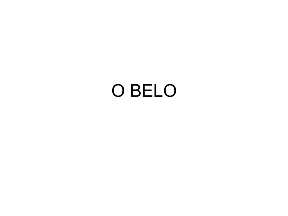 O BELO
