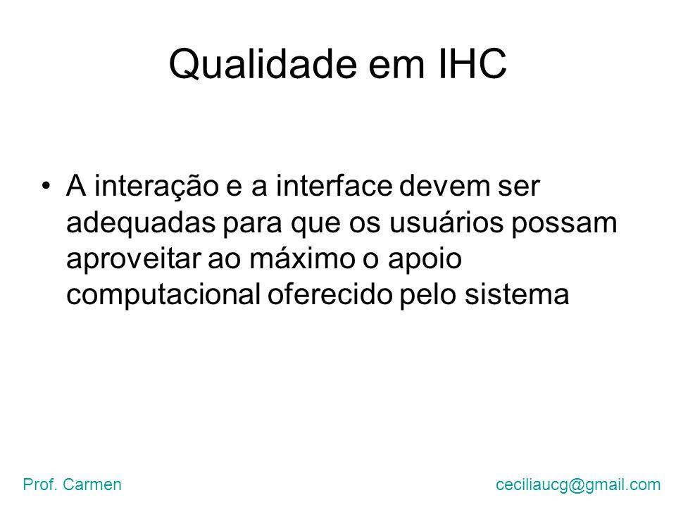 Qualidade em IHC