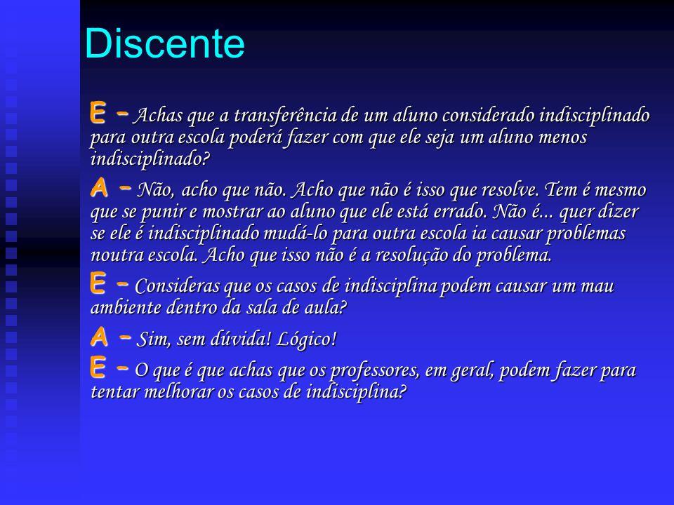 Discente