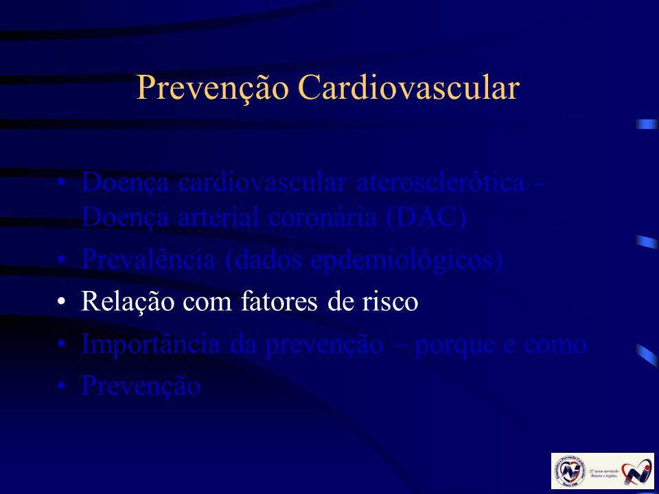 Prevenção Cardiovascular