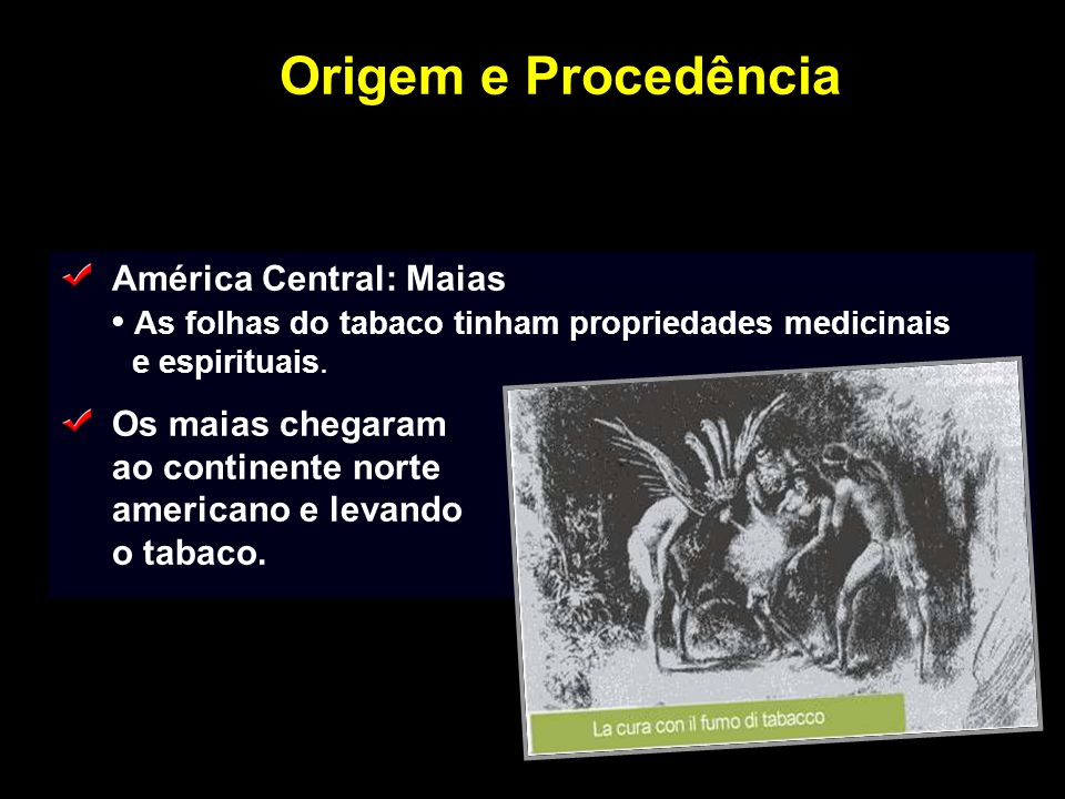 Origem e Procedência