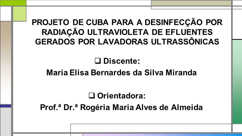 Prof.ª Dr.ª Rogéria Maria Alves de Almeida