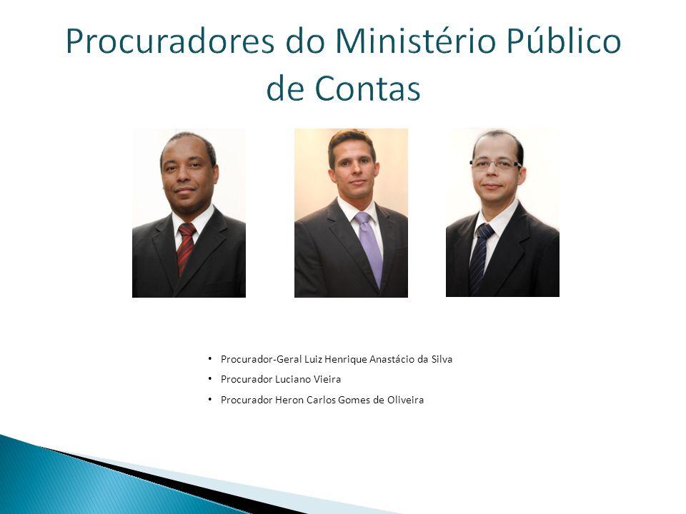 Procuradores do Ministério Público de Contas