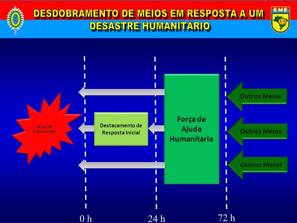 Força de Ajuda Humanitária Destacamento de Resposta Inicial