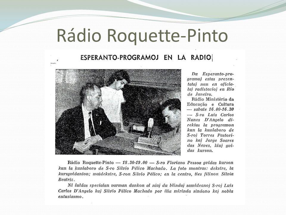 Rádio Roquette-Pinto