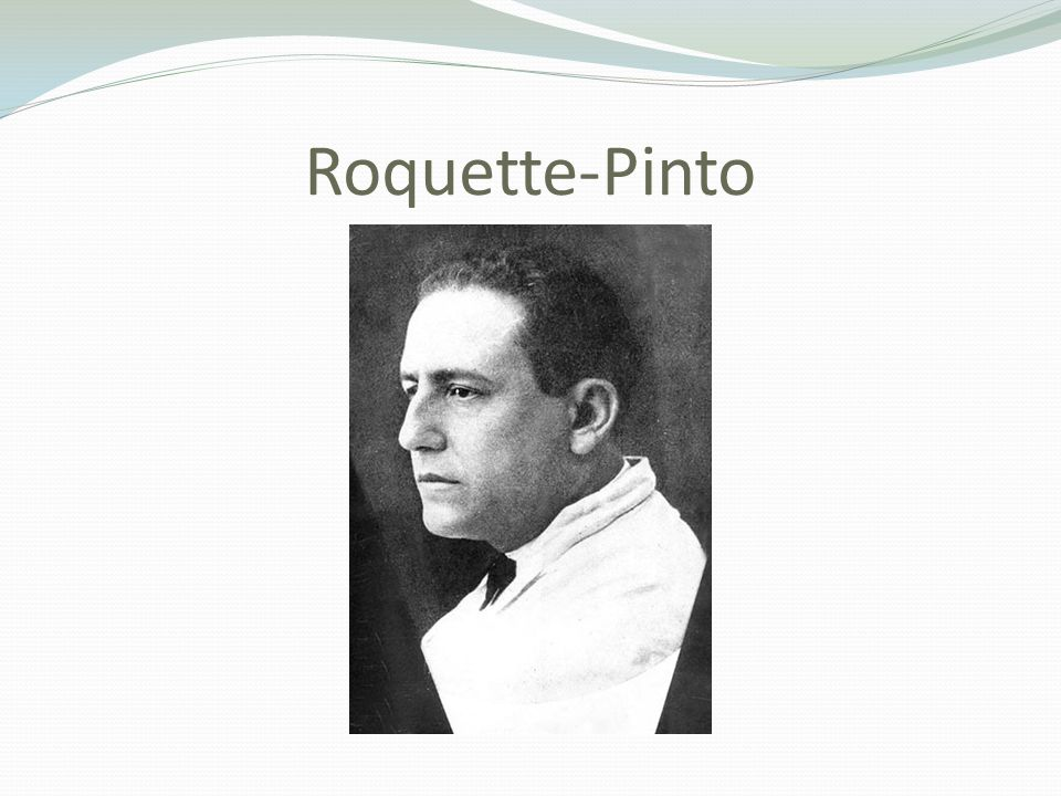 Roquette-Pinto