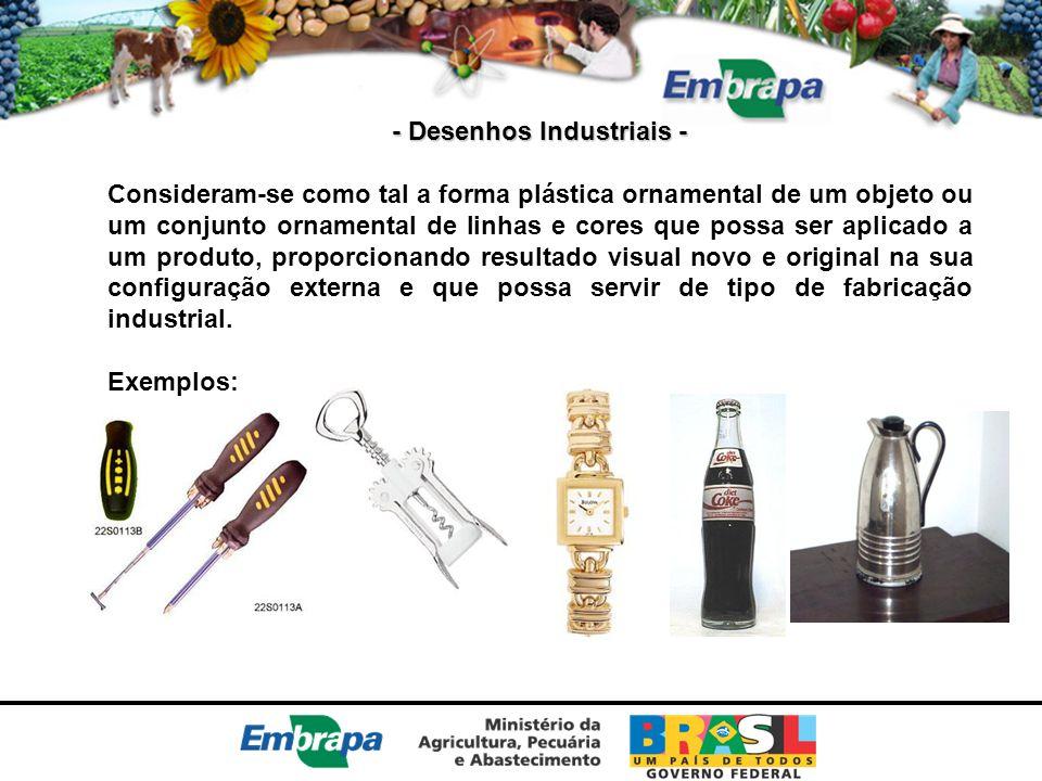 - Desenhos Industriais -