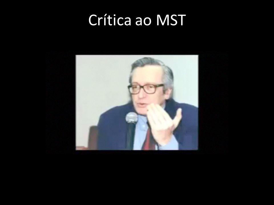 Crítica ao MST