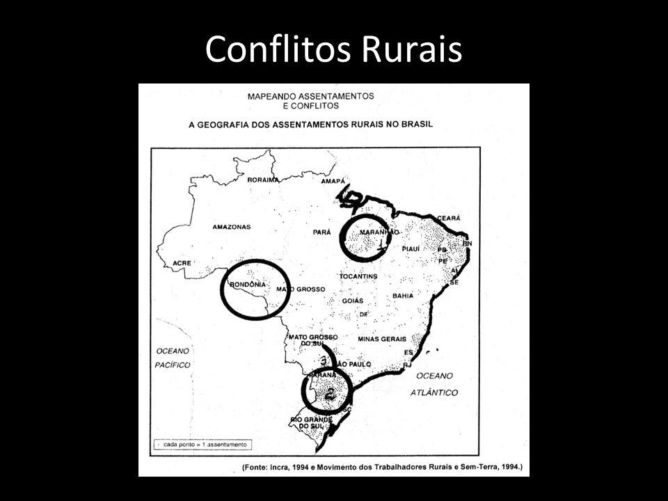 Conflitos Rurais