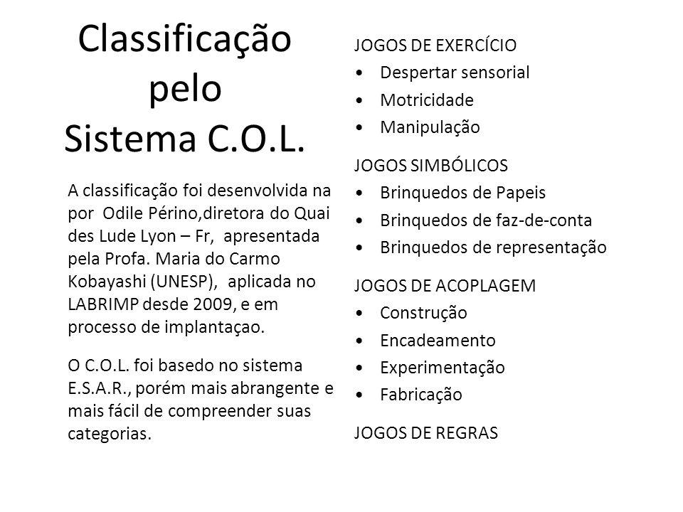 Classificação pelo Sistema C.O.L.