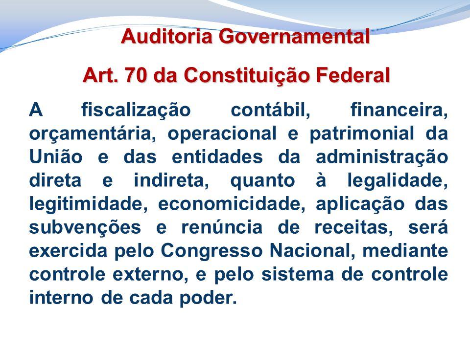 Art. 70 da Constituição Federal