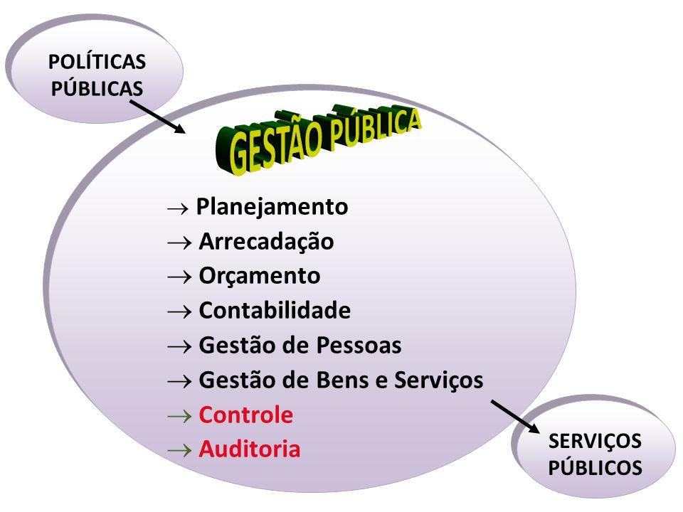 Gestão de Bens e Serviços Controle Auditoria