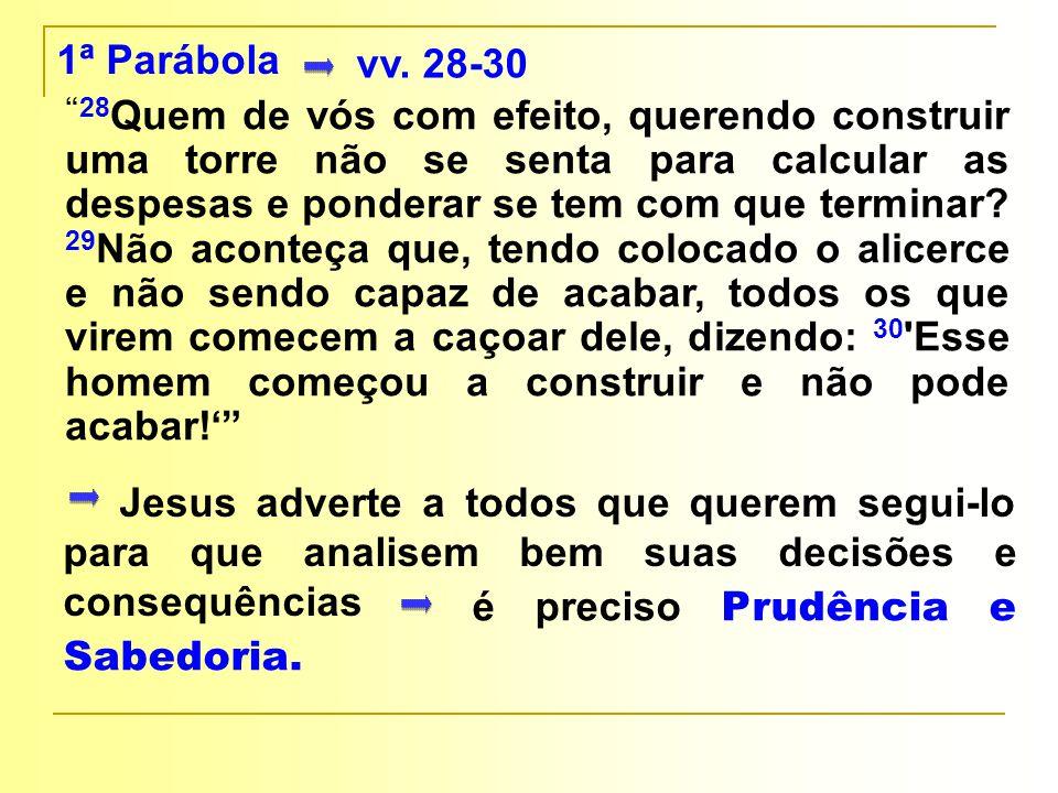 1ª Parábola vv. 28-30.