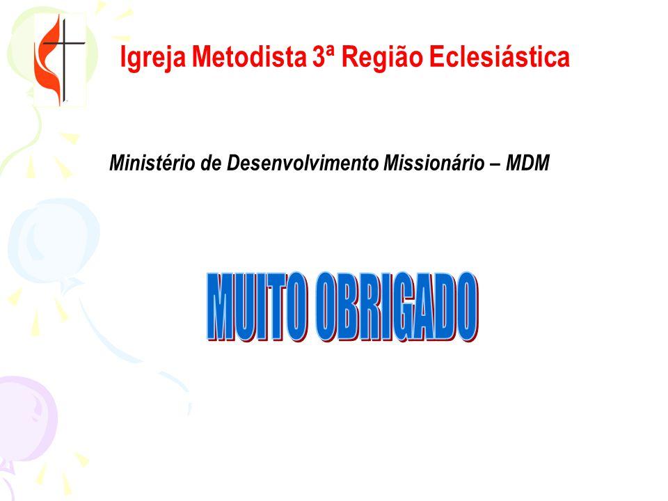 Ministério de Desenvolvimento Missionário – MDM