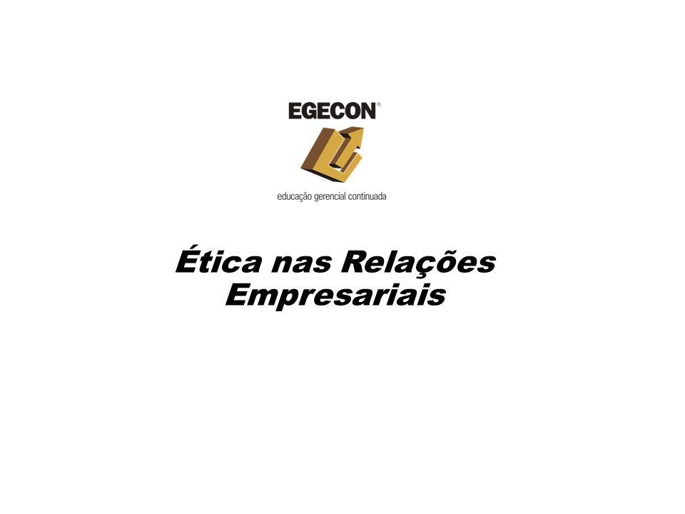 Ética nas Relações Empresariais