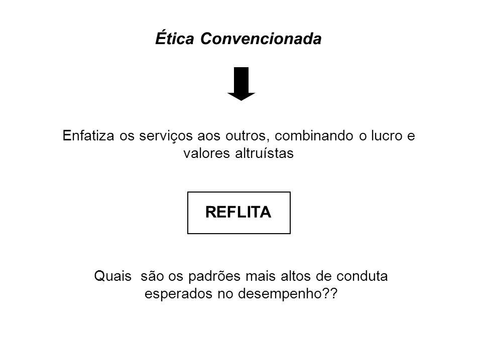 Ética Convencionada REFLITA