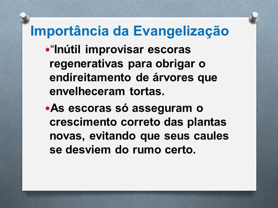 Importância da Evangelização