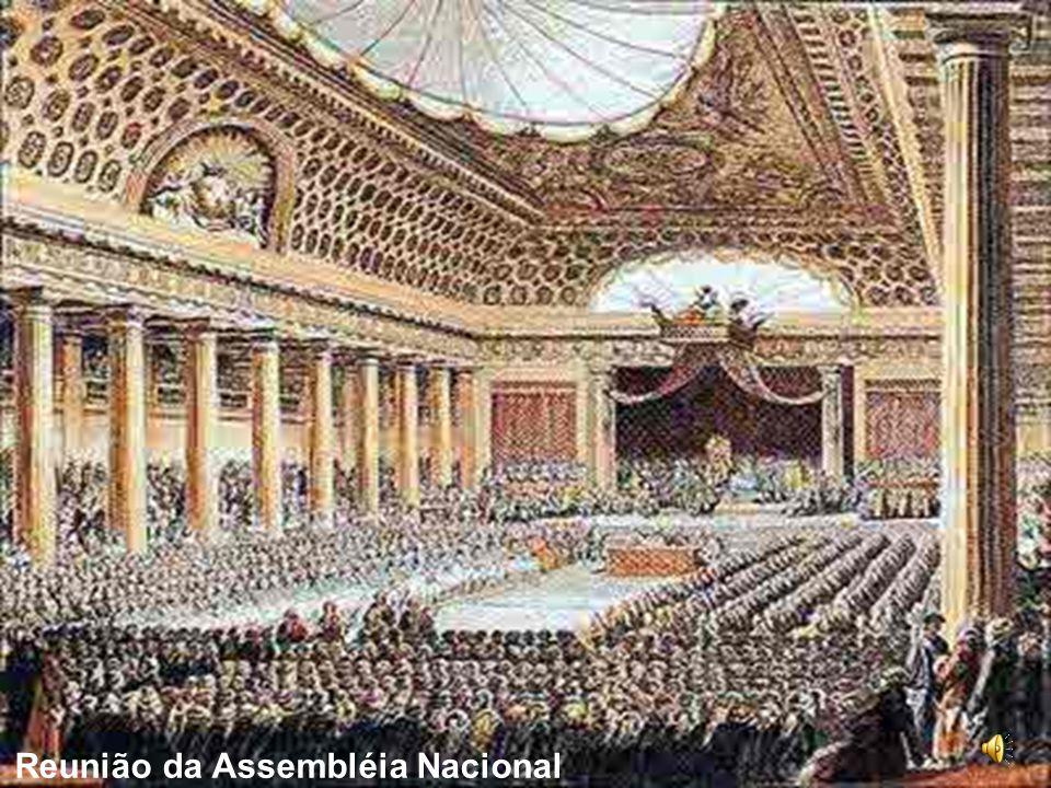 Reunião da Assembléia Nacional