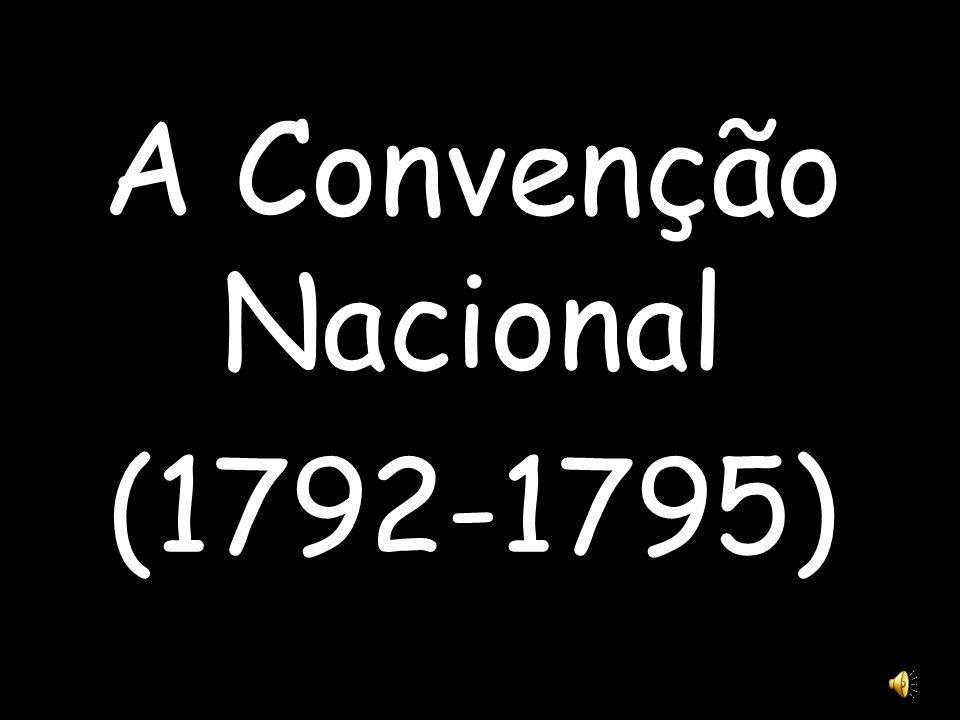 A Convenção Nacional (1792-1795)