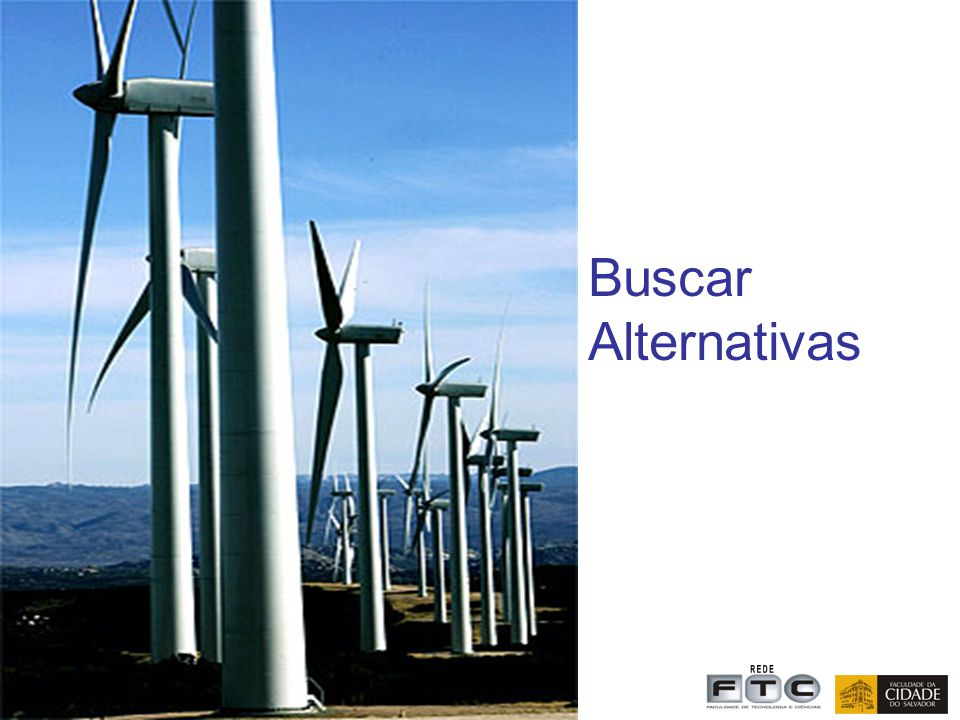 Buscar Alternativas