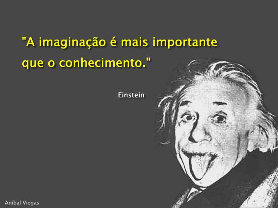 A leitura é uma boa fonte de imaginação