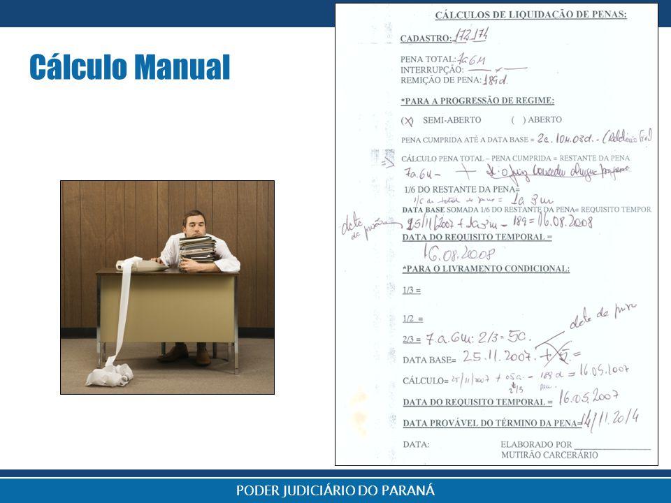 PODER JUDICIÁRIO DO PARANÁ