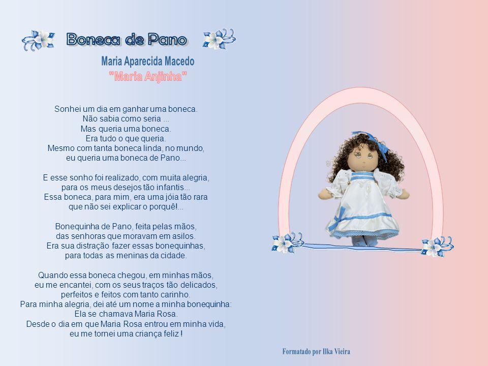 Maria Aparecida Macedo Formatado por Ilka Vieira