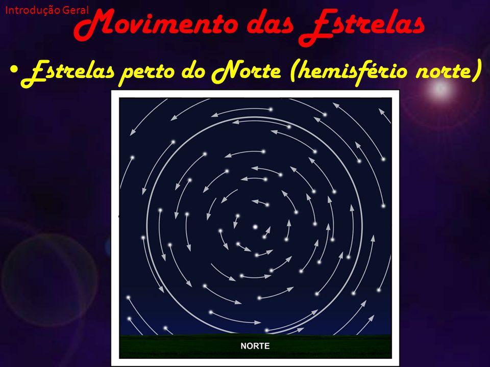 Movimento das Estrelas