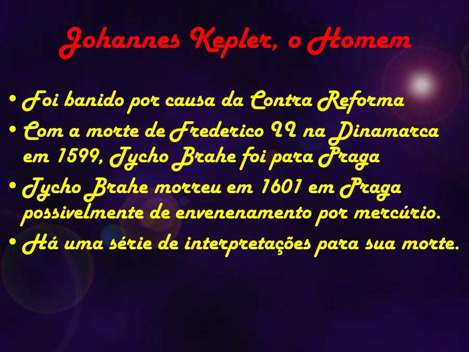 Johannes Kepler, o Homem