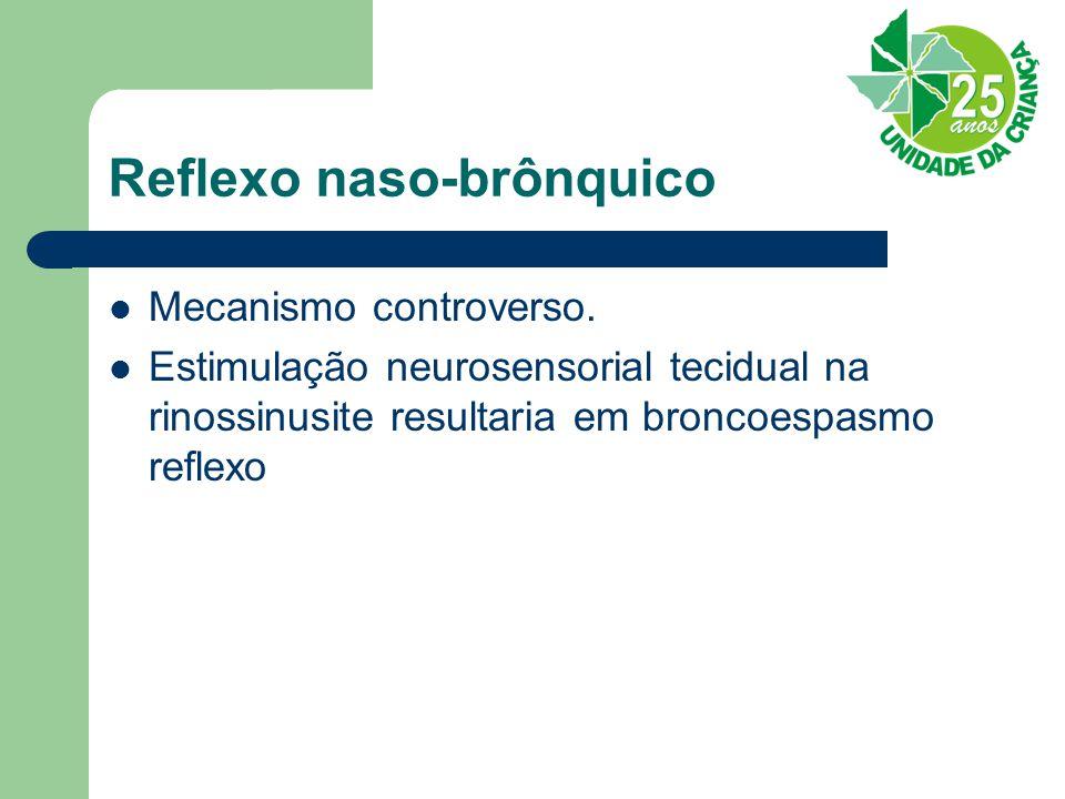 Reflexo naso-brônquico