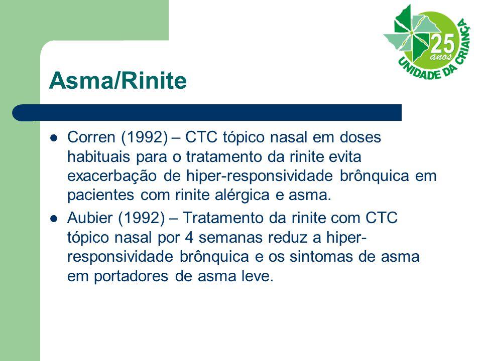 Asma/Rinite