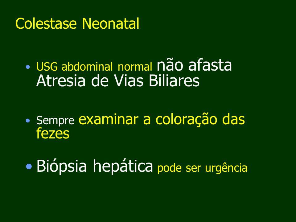 Biópsia hepática pode ser urgência