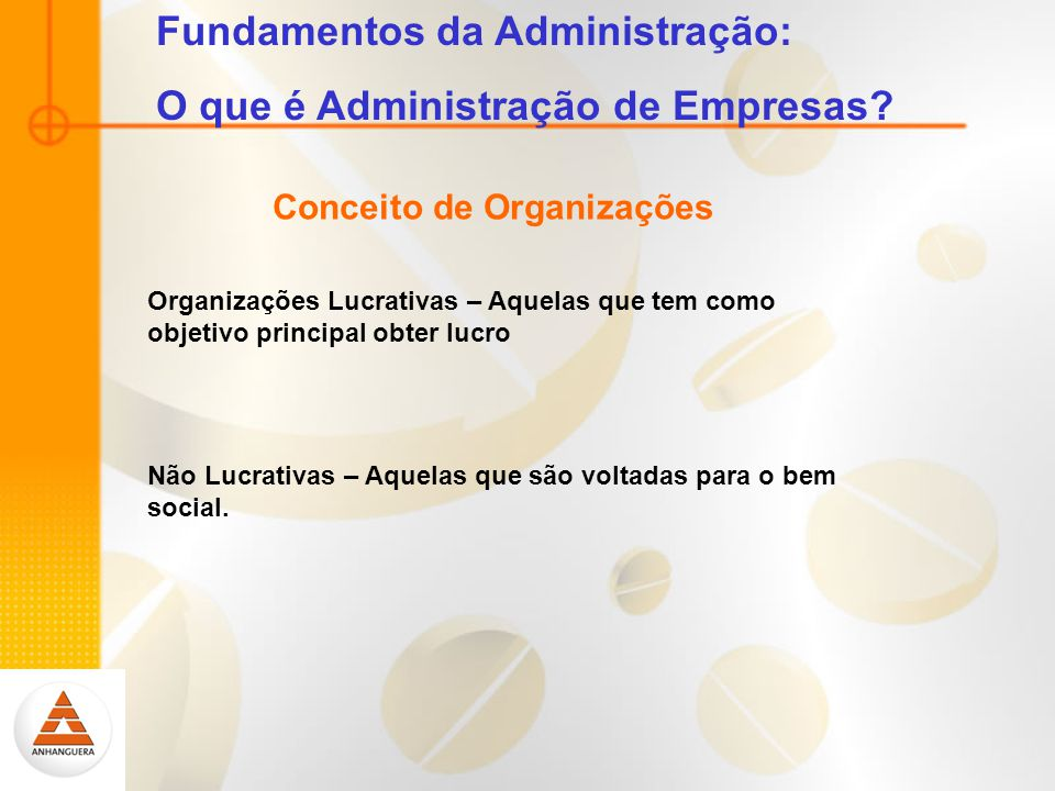 Fundamentos da Administração: O que é Administração de Empresas