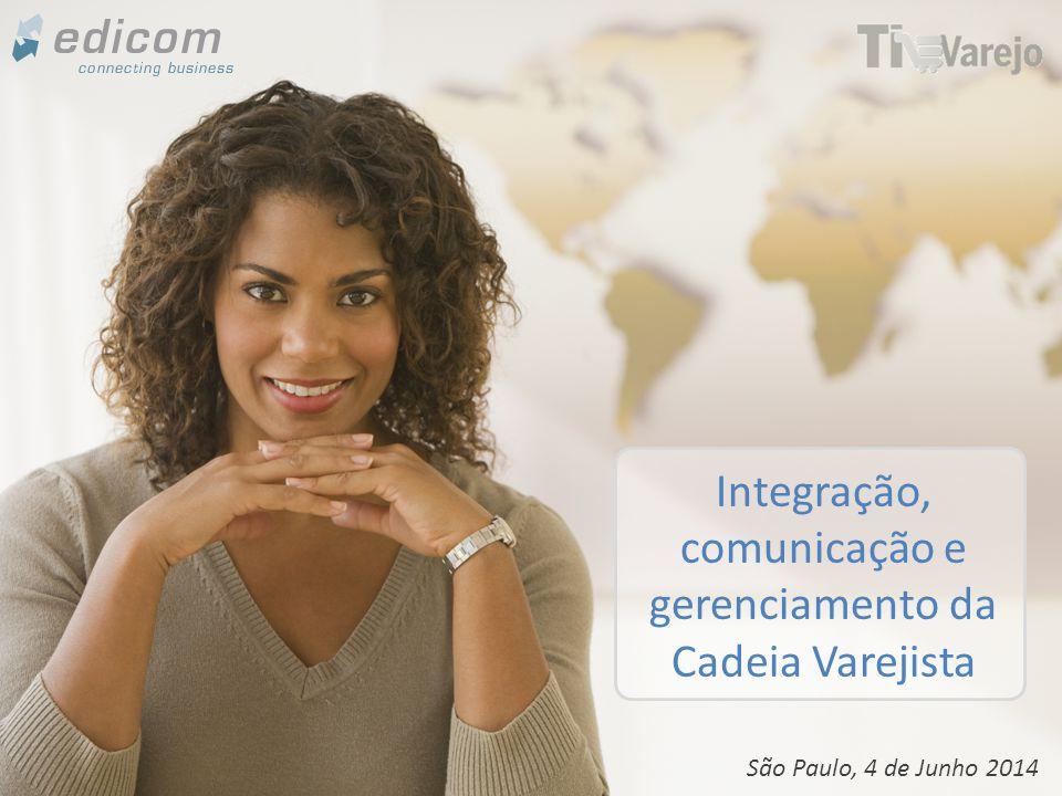 Integração, comunicação e gerenciamento da Cadeia Varejista