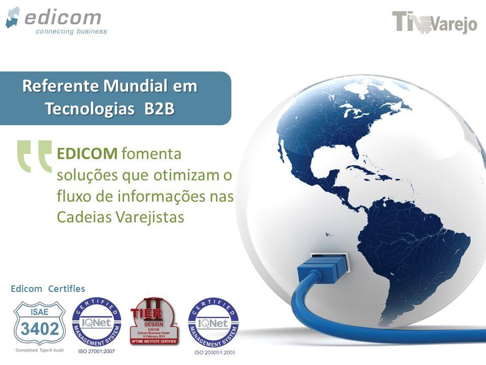 Referente Mundial em Tecnologias B2B