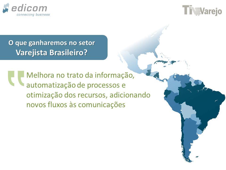 O que ganharemos no setor Varejista Brasileiro