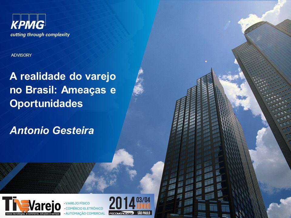 A realidade do varejo no Brasil: Ameaças e Oportunidades