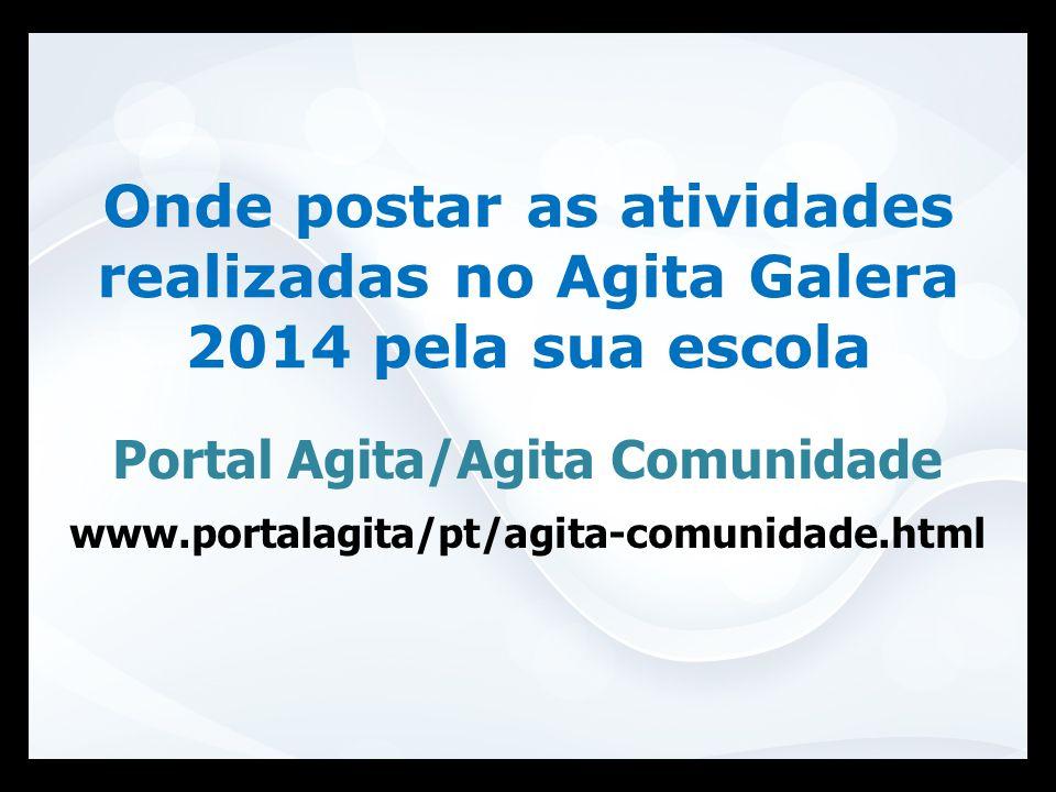 Portal Agita/Agita Comunidade