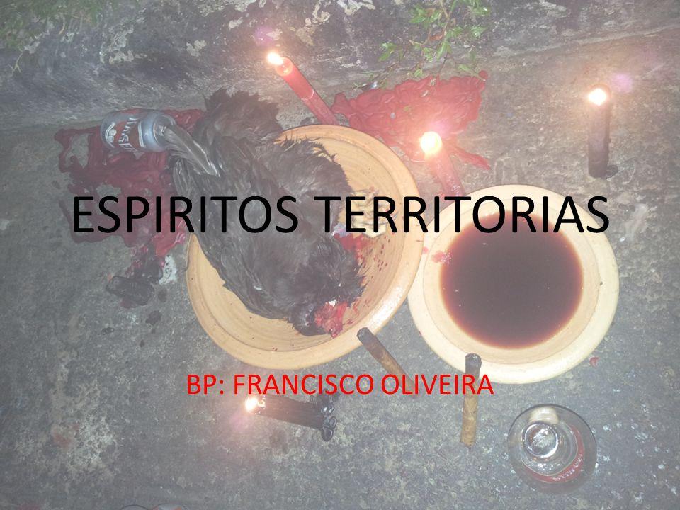 ESPIRITOS TERRITORIAS