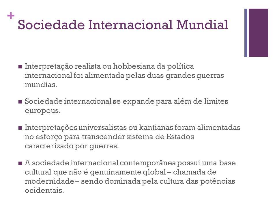 Sociedade Internacional Mundial